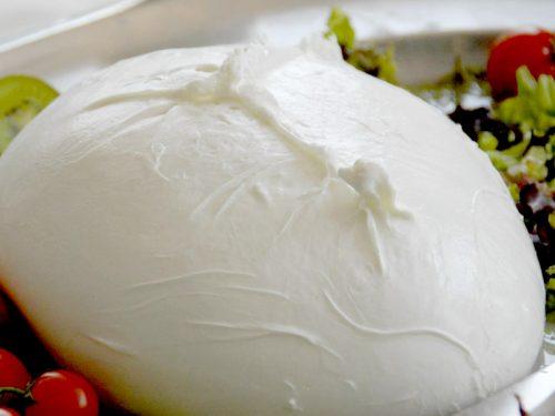 Cena a base di Caccia u latt