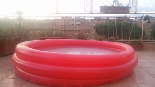 Una piscina di birra