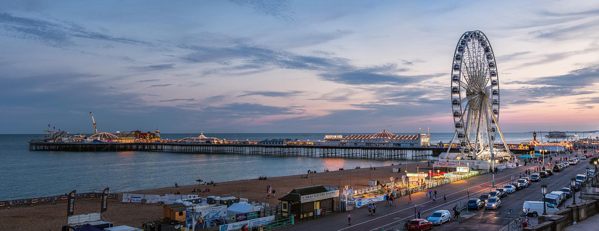 un'esperienza a Brighton che ti cambia la vita.