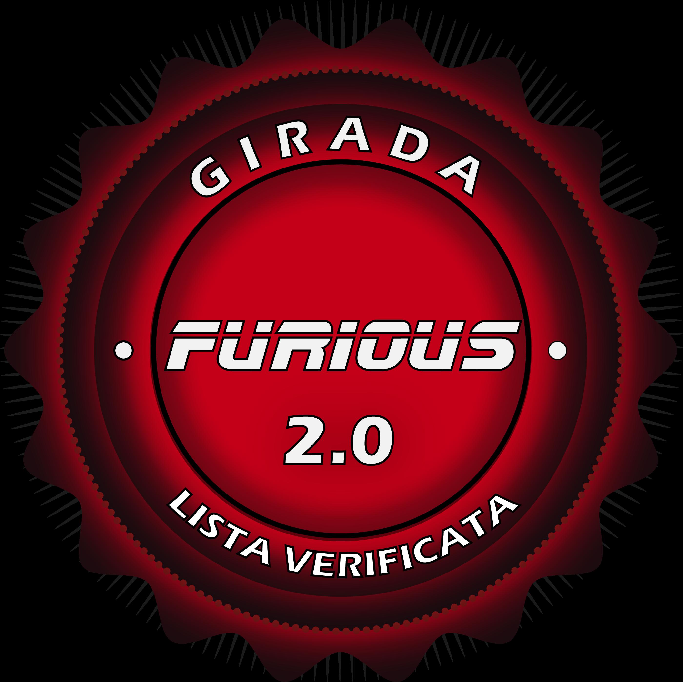 Donazioni per sponsor Girada Furious 2.0