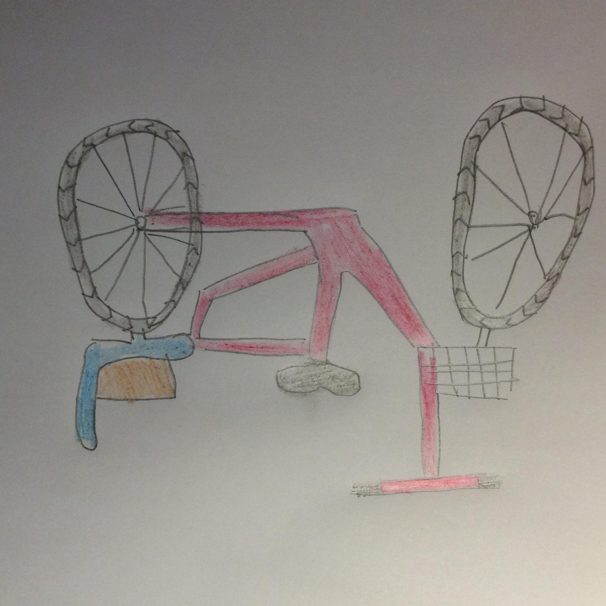 Hanno rubato la bici alla mia mamma