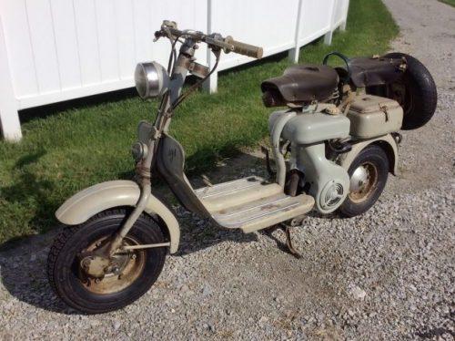 Lambretta 1956