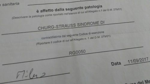 Aiuto malattia rara
